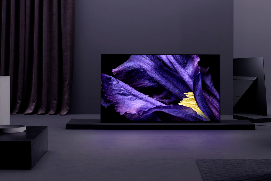The Sony MASTER Series Brings the Magic of the Movie Theater Home