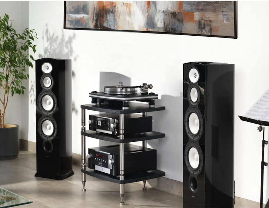 Product Overview: The New Revel F228Be Speakers