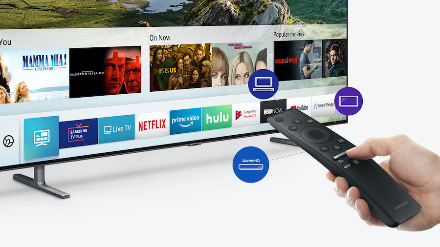 Product Spotlight: The Samsung Q80 Series Smart TV