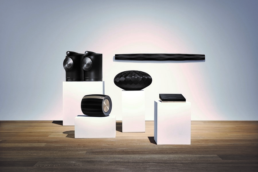 A Look at the Bowers & Wilkins Formation Series